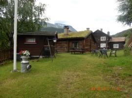 Galde Uppigard, hotell i nærheten av Galdhøpiggen i Bøverdalen
