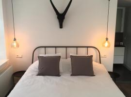 Beach lodge, budget hotel in Zandvoort