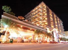 LK Royal Suite, hotel near Central Festival Pattaya Beach, Pattaya