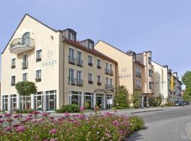Hotel Henry, Hotel in Erding