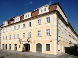 Hotel Roma Prague, hotel in Prague