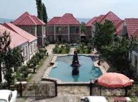 F-Garden Hotel Sheki, hotel in Sheki