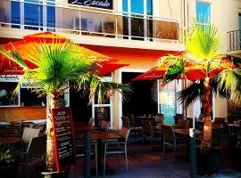 Hotel Restaurant L'Escale, hotel near Saint-Thomas Golf Course, Le Grau-d'Agde