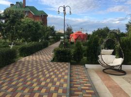 Green Roof, hotel in Kamyshin