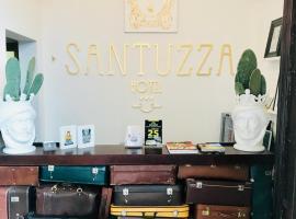 Santuzza Art Hotel Catania, hotel in zona Casa Museo di Giovanni Verga, Catania