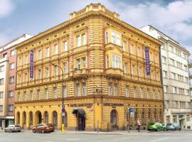 EA Hotel Downtown, hotel near Prague Congress Centre, Prague