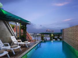 LCS Hotel & Apartment, hotel in Phnom Penh