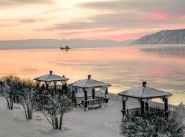 Legend of Baikal, pet-friendly hotel in Listvyanka