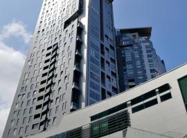 Sea Towers Apartment – hotel w pobliżu miejsca Planetarium w mieście Gdynia