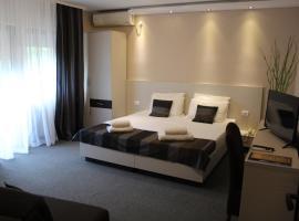 Hotel Danica, hotel u Vrnjačkoj banji