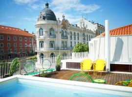 Casas da Baixa - Vila Intendente, self-catering accommodation in Lisbon