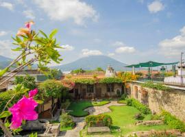 Hotel Posada de Don Rodrigo Antigua, hotel in Antigua Guatemala