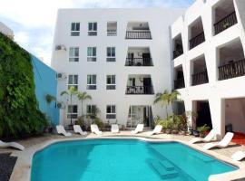 Hotel Berny, hotel en Isla Mujeres