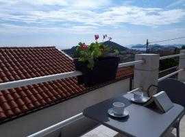Alto Rooms and Apartments, budget hotel in Dubrovnik
