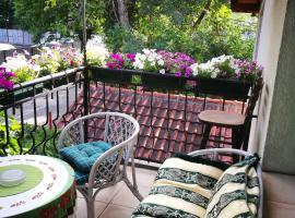 Hotel Paradise, отель в Софии
