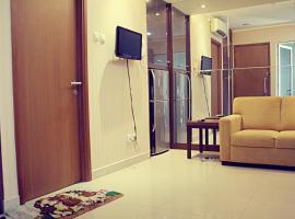 Sahid Sudirman Residence - Unit 28D, rental liburan di Jakarta