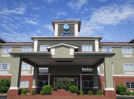 Best Western Presidential Hotel & Suites, hotel in Pine Bluff