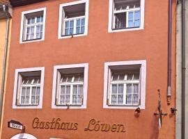 Gasthaus Löwen, Hotel in Freiburg im Breisgau