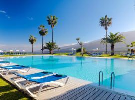 Hotel Las Aguilas: Puerto de la Cruz'da bir otel