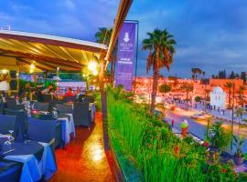 Hotel Islane, hôtel à Marrakech près de: Musée Boucharouite
