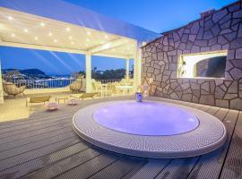 Villa Caruso, hotel a Ischia