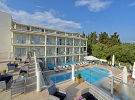 Palapart Yasas Suites and Studios by Gikas, hotel with pools in Gouvia