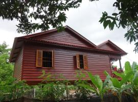 Yanick's Angkor Cottage, hotel cerca de Templo Angkor Wat, Siem Reap