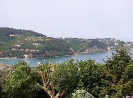 Sea view apartment Renzzo, ubytování v destinaci Strunjan
