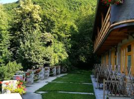 Agriturismo la Selvaggia, farm stay in Mandello del Lario