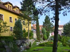 Růžová 79, apartment in Tábor