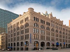 Hilton Garden Inn Milwaukee Downtown, hotel in Milwaukee