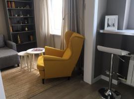 Apartment on Mendeleeva 211, hotel near Ak Yort Ski Lift 2, Ufa
