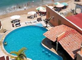 Hotel Puerto del Sol, hotel in Barra de Navidad