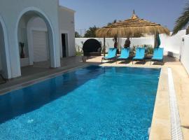 Villa Djerba Haut Standing, villa in Midoun