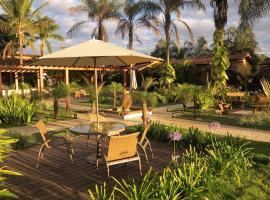 Pousada Recanto da Grande Paz, hotel em Alto Paraíso de Goiás