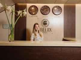 Helix Hotel, отель в Сочи, рядом находится Летний театр