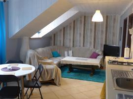 Apartamenty pokoje Ela – hotel w Polańczyku