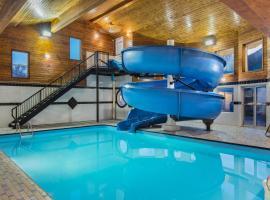 Travelodge by Wyndham Golden Sportsman Lodge, Hotel in Golden