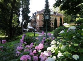 Villa Hammerschmiede, Hotel in Söllingen