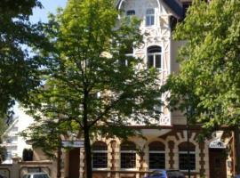 Hotel Antoni, готель у місті Бохум