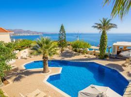 Panorama Villas, hotel with pools in Agios Nikolaos