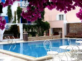 Summer Holiday by Atalos Suites, hotel en Kamari
