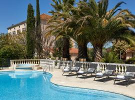 Hôtel Saint-Alban, hôtel à Nézignan-l'Évêque près de: Golf International Le Cap d'Agde