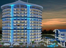 MAHMUTLAR Elit apartments, жилье с кухней в Махмутларе