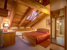 Chalet Faure & Spa, hotel in Sauze d'Oulx