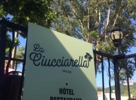 La Ciucciarella、ガレリアのホテル