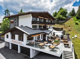 Hotel Restaurant Chesa, отель во Флимсе