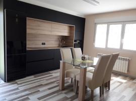 Besbello Suites, hotel cerca de FOGGA, Santiago de Compostela