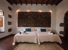 Hotelito Rural Flor de Timanfaya, country house in Tinajo
