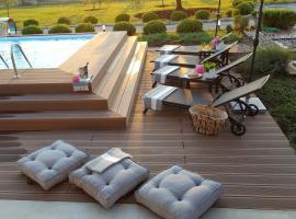 Villa Sessa, hotel with pools in Rovinj